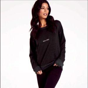 n:philanthropy Lauren Mon Cheri Sweatshirt - Black